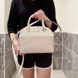 Kate Spade Mini Carli Grove Street Satchel